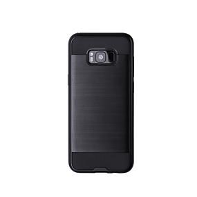 voordelige Galaxy S7 Edge Hoesjes / covers-hoesje Voor Samsung Galaxy S8 Plus / S8 / S7 edge Schokbestendig Volledig hoesje Effen Hard TPU