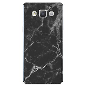 voordelige Galaxy A8 Hoesjes / covers-hoesje Voor Samsung Galaxy A3 (2017) / A5 (2017) / A7 (2017) Patroon Achterkant Marmer Zacht TPU