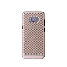voordelige Galaxy S7 Edge Hoesjes / covers-hoesje Voor Samsung Galaxy S8 Plus / S8 / S7 edge Ultradun Achterkant Effen Hard PC