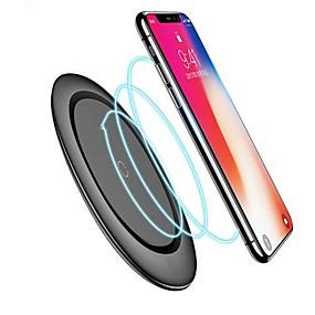 billige Trådløse opladere-qi trådløs oplader med kabel til iphone x xs max xr 8 plus hurtig opladning til samsung s8 s9 s10 plus note 9 8 usb telefon oplader pad