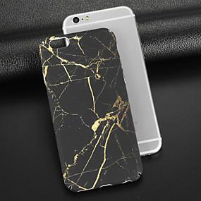 저렴한 아이폰 케이스-케이스 제품 Apple iPhone X / iPhone 8 반투명 / 패턴 뒷면 커버 마블 하드 PC 용 iPhone X / iPhone 8 Plus / iPhone 8