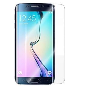 halpa Samsung suojakalvot-Näytönsuojat varten Samsung Galaxy S7 edge TPU 1 kpl Näytönsuoja Teräväpiirto (HD) / 2,5D pyöristetty kulma