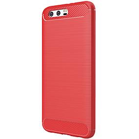 voordelige Huawei Honor hoesjes / covers-hoesje Voor Huawei Honor 9 Mat Achterkant Effen Zacht TPU