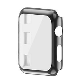 abordables Accessoires Apple-Coque Pour Apple Apple Watch Series 3 / 2 / 1 Plastique Apple