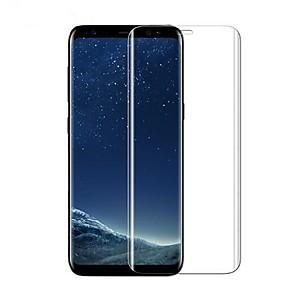 billige Samsung-tilbehør-Skærmbeskytter for Samsung Galaxy S8 Hærdet Glas 1 stk Skærmbeskyttelse High Definition (HD) / 9H hårdhed / Eksplosionssikker