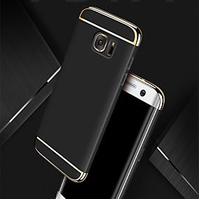 halpa Galaxy S -sarjan kotelot / kuoret-Etui Käyttötarkoitus Samsung Galaxy S8 Plus / S8 Pinnoitus / Ultraohut Suojakuori Yhtenäinen Kova PC varten S8 Plus / S8 / S7 edge