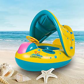 رخيصةأون ألعاب الأطفال الخارجية-عطلة عوامات أحواض السباحة ناعم PVC / Vinyl 1 pcs الطفل