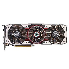 economico Schede grafiche-COLORFUL Video Graphics Card GTX1080Ti 1708 MHz MHz 11 GB / 352 bit GDDR5X