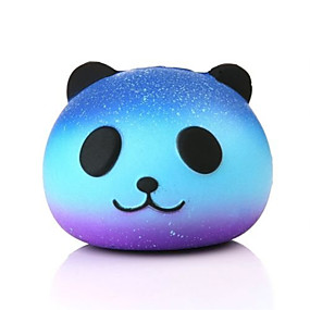 olcso Játékok & hobbi-LT.Squishies Stresszoldü Stresszoldó Panda pépes Dekompressziós játékok 1 pcs Gyermek Összes Fiú Lány Játékok Ajándék