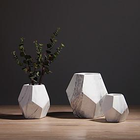 baratos Casa & Cozinha-Flores artificiais 0 Ramo Clássico Contemporâneo Moderno Estilo simples Vaso Flor de Mesa / Único vaso