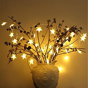 billige LED-stringlys-zdm 1pc 5m 50 leds star light fairy streng lys for hotel hjemme bryllup familie skolen fest usb 5v christmas lights nye produkter