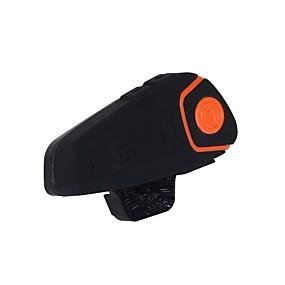 billige Hovedtelefoner Til Hjelme-Factory OEM QTA35 Bluetooth 4.1 Hjelm Headsets Ørhængende stil Vandtæt / Bluetooth / Multi-udgange Motercykel