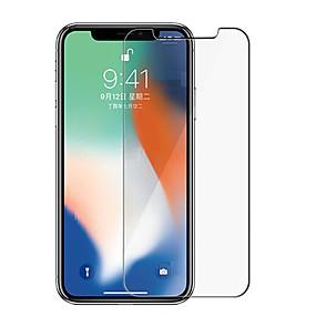 billige Skærmbeskyttelse Til iPhone X-Skærmbeskytter for Apple iPhone XS / iPhone X Hærdet Glas 1 stk Skærmbeskyttelse High Definition (HD) / 9H hårdhed / Anti-blåt lys