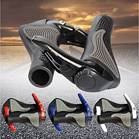 economico Accessori per Ciclismo e bicicletta-Manubrio Set Braccioli riposo 11.5 mm 140 mm Design ergonomico Bici da strada Mountain bike Ciclismo Nero Rosso Blu