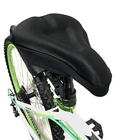 economico Accessori per Ciclismo e bicicletta-WOSAWE Copertura / cuscino sella della sella della bicicletta Extra largo Comfort Molto spesso Gel di silice Ciclismo Bici da strada Mountain bike Nero