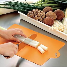ieftine Ustensile Bucătărie & Gadget-uri-Plastice Placă de tăiat Antiaderent Bucătărie Gadget creativ Instrumente pentru ustensile de bucătărie Ustensile Novelty de Bucătărie 1 buc