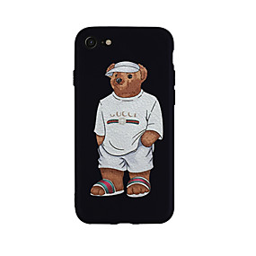 abordables Coques d'iPhone-Coque Pour Apple iPhone XR / iPhone XS Max Motif Coque Bande dessinée Flexible TPU pour iPhone XS / iPhone XR / iPhone XS Max