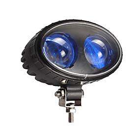 billige Advarselslamper-Fuguang 2pcs Trådforbindelse Bil Elpærer 8 W F3 250 lm 2 LED Advarselslamper Til mima Alle år