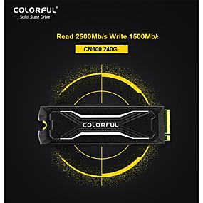 hesapli Harici Sabit Diskler-COLORFUL Harici disk 240GB M.2 CN600S 240G