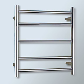 cheap Bathroom Gadgets-Bathroom Accessory Set Smart / New Design Contemporary / Modern Stainless Steel / Stainless steel 1pc - Bathroom / Hotel bath Single / Towel Warmer Wall Mounted