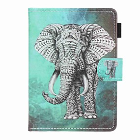 economico Accessori tablet-Custodia Per KOBO kobo clara HD Porta-carte di credito / Resistente agli urti / Fantasia / disegno Integrale Animali Resistente pelle sintetica per kobo clara HD