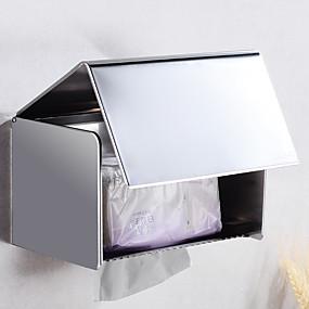 cheap Bathroom Gadgets-Toilet Paper Holder Creative Fun & Whimsical Stainless steel 1pc - Bathroom / Hotel bath Wall Mounted