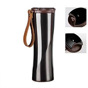 ieftine Bucătărie & Masă-xiaomi drinkware cupa de aspirare / pahar roșu fără fier / pp / pvc (polivinilclorid) retinere termică / camping portabil& drumeții / sport& în aer liber