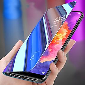 povoljno Kupuj prema modelu telefona-Θήκη Za Huawei Huawei P20 / Huawei P20 Pro / Huawei P20 lite Otporno na trešnju / sa stalkom / Zrcalo Korice Jednobojni PC