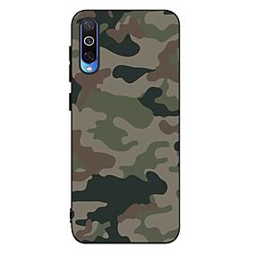 voordelige Galaxy A5(2016) Hoesjes / covers-hoesje Voor Samsung Galaxy A6 (2018) / A6+ (2018) / Galaxy A7(2018) Schokbestendig / Mat / Patroon Achterkant Landschap TPU