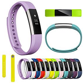 povoljno Remenje za Fitbit satove-Pogledajte Band za Fitbit Alta HR / Fitbit Alta Fitbit Sportski remen Silikon Traka za ruku