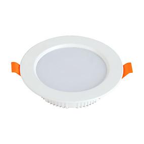 ieftine Becuri LED Încastrate-1set 12 W 960 lm 72 LED-uri de margele Încastrat Lumini Recessed Alb Natural Alb 85-265 V Rezidențial Acasă / Birou Living / Dinning
