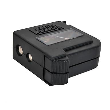 1.2V/1.5V/9V/Button Battery Power Level Tester