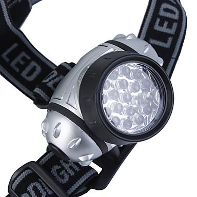 4-Mode Plastic Headlamp with 19-LED (3xAAA)