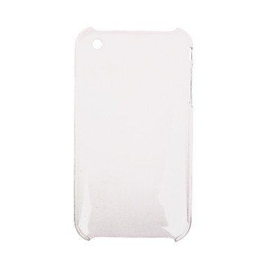 Protective Back Cover for iPhone 3G/3GS (Clear)
