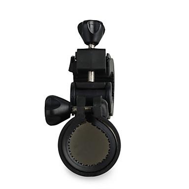 懐中電灯やガジェットのための普遍的な自転車マウント(2センチメートル〜3cmの直径調節可能)