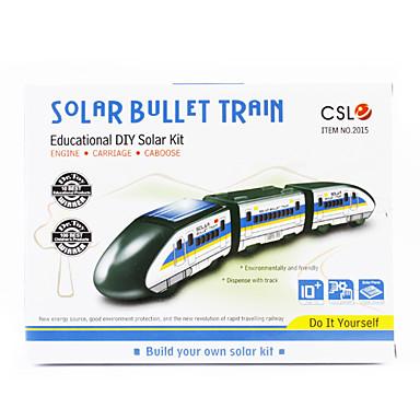 solare proiettile trenino kit solare