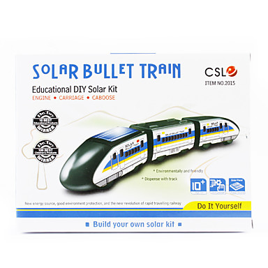 Solar-Hochgeschwindigkeitszug Mini-Solar-Kit