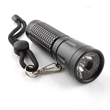 Portable 1-Mode Police LED Flashlight (3x10440/3xAAA)