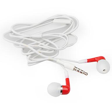 in-ear stereo oortelefoon met microfoon voor iPhone