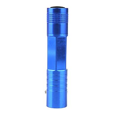 SUPERBRIGHT 1 모드 14 LED 플래쉬 등 (3x10440, 파란)