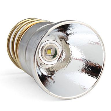 LED Işık Lambalar LED 1 Işıtma Modu Kamp / Yürüyüş / Mağaracılık Gümüş