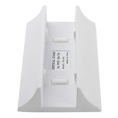 suporte vertical para PS2 (branco)