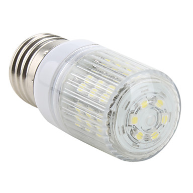 3W 5500 lm E14 G9 E26/E27 LED-maïslampen T 48 leds SMD 3528 Warm wit Natuurlijk wit AC 220-240V