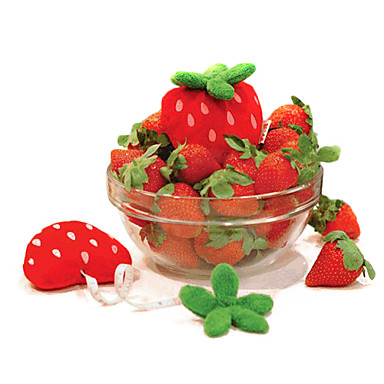 Strawberry Shaped Retractable Tape Measure