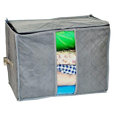 transparante opbergtas voor beddengoed