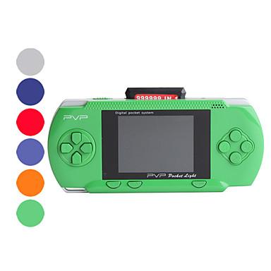 bolsillo de la luz consola de video juegos (200 juegos, colores surtidos)