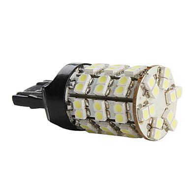 T20 Araba Beyaz 3.5W SMD 3528 5800-6300 Sinyal Lambası Fren Işığı