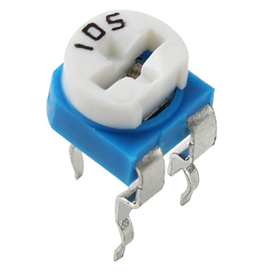 105 Adjustable Resistor (1M Ohm, 10 Pieces a Pack)