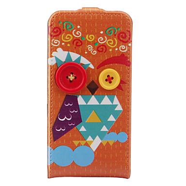 iphone flip (orange)