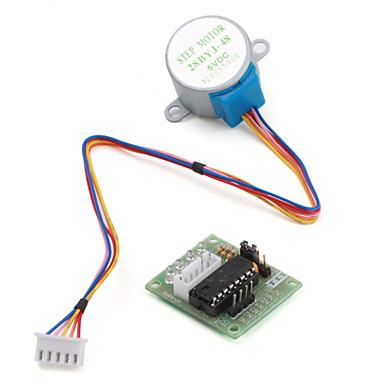 5v 4-phase 5-wire stepper-moteur driver-board uln2003 pour arduino